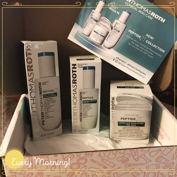 Photo of Peter Thomas Roth Peptide 21™ Exfoliating Peel Pads uploaded by Raven M.