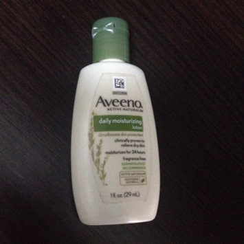 Photo of Aveeno® Daily Moisturizing Lotion uploaded by Karla A.