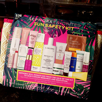 Photo of Sephora Favorites Sun Safety Kit uploaded by Tabitha M.