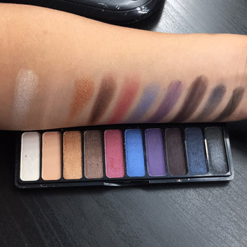 Photo of E.l.f. Cosmetics Day to Night Eyeshadow Palette uploaded by Priscilla S.
