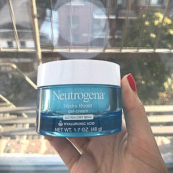 Photo of Neutrogena® Hydro Boost Gel-Cream Extra-Dry Skin uploaded by Lillian S.