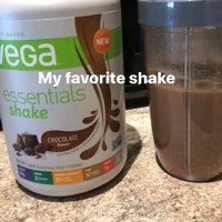 Vega™ Essentials Protein Shake Chocolate Flavor Drink Mix 21.6 oz. Bottle uploaded by Clarissa G.