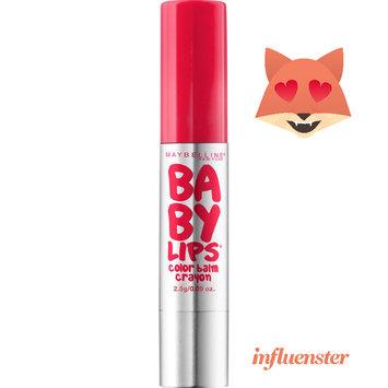 Maybelline Baby Lips® Moisturizing Lip Balm uploaded by Carol J.