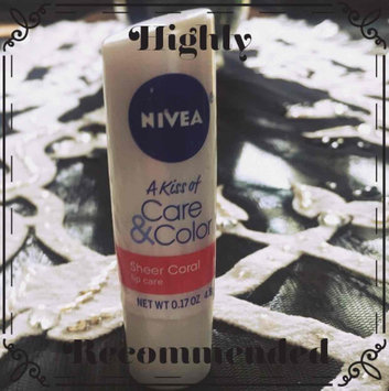 Photo of NIVEA Care & Color Lip Care uploaded by Sumayyah A.