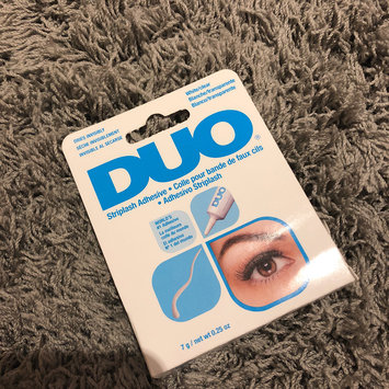 Photo of DUO Eyelash Adhesive Clear uploaded by Beth F.