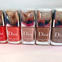 Dior Vernis Couture Color, Gel Shine, Long Wear Nail Lacquer uploaded by Caroline H.