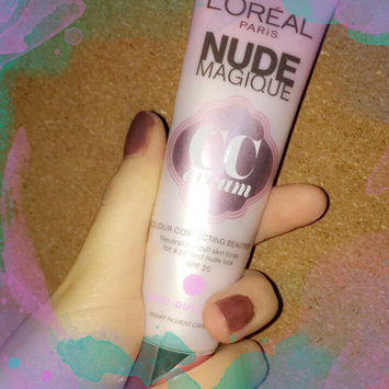 Photo of L'Oréal Paris Nude Magique CC Cream Anti-Dullness uploaded by Karolina G.