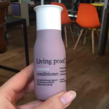 Photo of Living Proof Restore Conditioner 2 oz uploaded by Roxanne K.