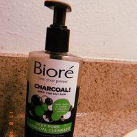 Bioré Deep Pore Charcoal Cleanser uploaded by Kayshlym J.