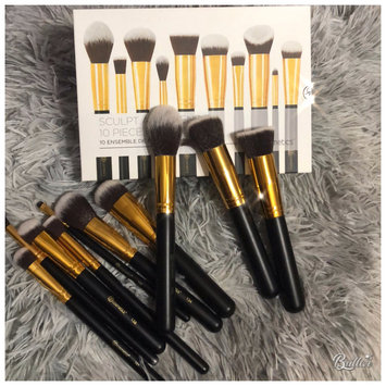 Photo of BH Cosmetics Sculpt and Blend 10 Piece Brush Set uploaded by yazmin f.
