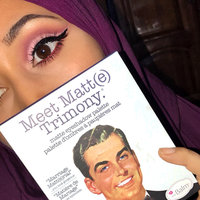 theBalm Meet Matt(e) Trimony® Matte Eyeshadow Palette uploaded by Rayen ✨.