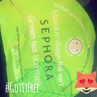 SEPHORA COLLECTION Face Mask Green Tea Mattifying & Anti-blemish uploaded by Tasneem E.