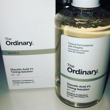 Photo of The Ordinary Glycolic Acid 7% Toning Solution uploaded by Stacey P.