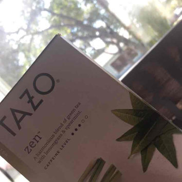 Tazo Zen Green Tea 2-pack;40 Tea Bags. uploaded by Sarah L.