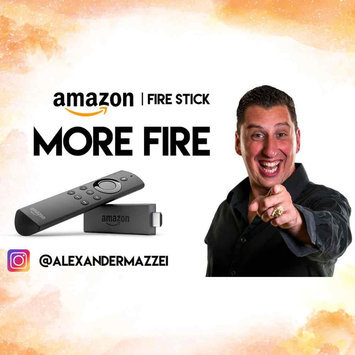Photo of Amazon - Fire Tv Stick With Voice Remote - Black uploaded by Alexander M.