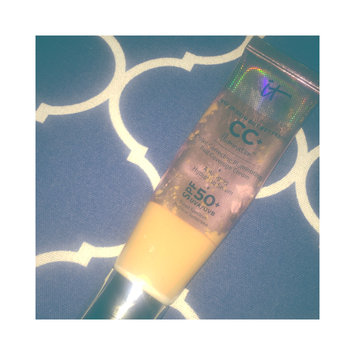 Photo of IT Cosmetics® Your Skin But Better™ CC+ Illumination™ with SPF 50+ uploaded by Pat T.