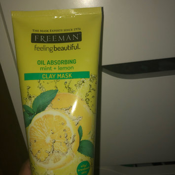 Photo of Freeman Feeling Beautiful Clay Mask Mint & Lemon uploaded by Mercedes I.