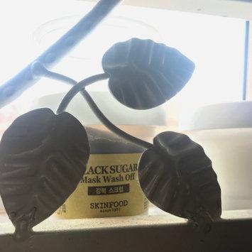 Photo of SKINFOOD Black Sugar Mask Wash Off uploaded by Fathin F.