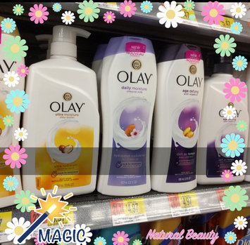 Photo of Olay Ultra Moisture Moisturizing Body Wash With Shea Butter uploaded by Rama S.