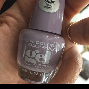 Photo of L.A. Colors Color Craze Extreme Shine Gel Polish uploaded by Beverly h.