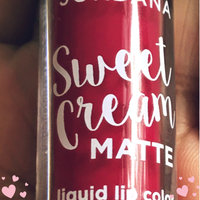 JORDANA Sweet Cream Matte Liquid Lip Color uploaded by Akhi S.