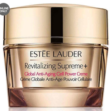 Photo of Estée Lauder Revitalizing Supreme Global Anti-Aging Creme uploaded by tania a.
