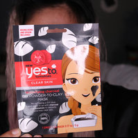 Yes To Tomatoes Detoxifying Charcoal Diy Powder To Clay Mask uploaded by Jewels J.