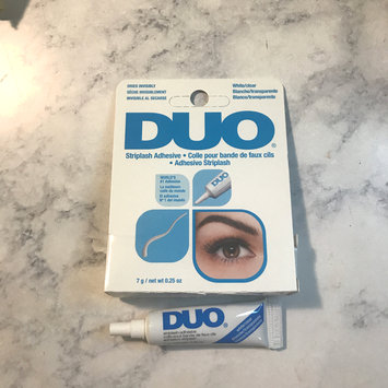 Photo of DUO Eyelash Adhesive Clear uploaded by Anesia W.