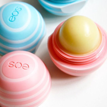 Photo of eos™ Visibly Soft Lip Balm Coconut Milk uploaded by Shayla M.