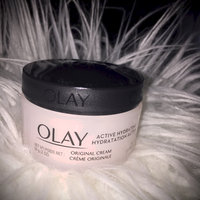 Olay Active Hydrating Cream Original uploaded by Kathleen P.