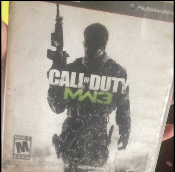 Photo of Activision Call of Duty: Modern Warfare 3 (PlayStation 3) uploaded by Barbara G.