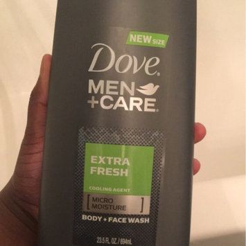 Photo of Dove Men+Care Extra Fresh Body And Face Wash uploaded by Khadija K.