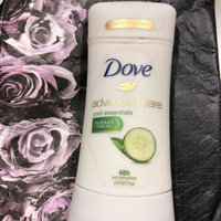 Dove Advanced Care Cool Essentials Antiperspirant uploaded by jannet s.