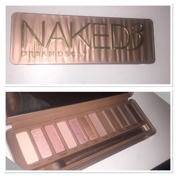 Photo of Urban Decay Naked3 Eyeshadow Palette uploaded by Shauna J.