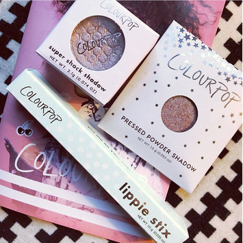 Photo of ColourPop Super Shock Eye Shadow Collection uploaded by Jill N.