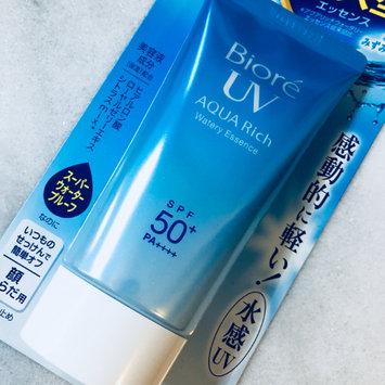 Photo of Bioré UV Aqua Rich Watery Essence SPF 50+ PA++++ uploaded by *IMOSKIN365 *.