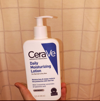 Photo of CeraVe Moisturizing Lotion uploaded by Allie T.