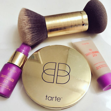 Photo of Tarte Double Duty Beauty Confidence Creamy Powder Foundation uploaded by Rebel B.