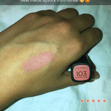 L'Oréal Paris Colour Riche® Lipcolour uploaded by Angela P.