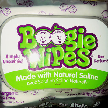 Photo of Boogie Wipes Saline Nose Wipes uploaded by Laura T.
