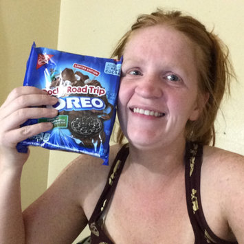 Photo of Oreo Rocky Road Trip Chocolate Sandwich Cookies uploaded by Kathleen H.