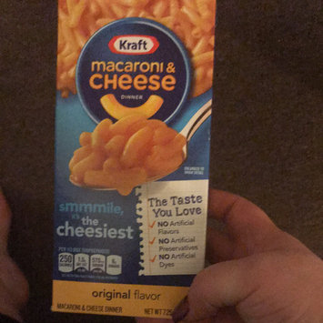 Photo of Kraft Macaroni and Cheese Original uploaded by Whitney G.