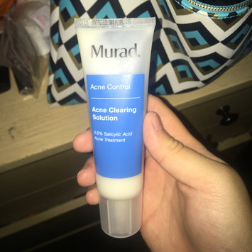 Photo of Murad Acne Clearing Solution uploaded by Jewels V.