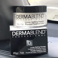 Dermablend Loose Setting Powder (Smudge Resistant, Long Wearability) - Original. uploaded by Jaqueline C.