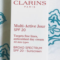Clarins Multi-Active Day Early Wrinkle Correction Cream Gel uploaded by Alisha C.