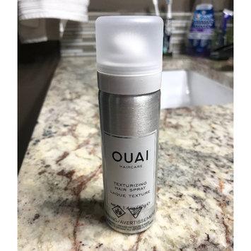 Photo of Ouai Texturizing Hair Spray 1.4 oz uploaded by Nicole B.