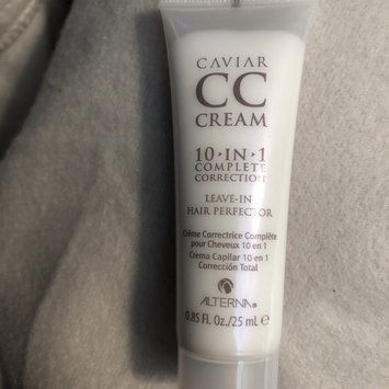 Photo of ALTERNA Caviar CC Cream 10-In-1 Complete Correction 2.5 oz uploaded by Cherie H.