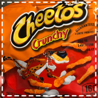 CHEETOS® Crunchy Cheese Flavored Snacks uploaded by Ashley R.