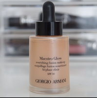 Giorgio Armani Beauty Maestro Glow Nourishing Fusion Makeup uploaded by C&N_Beauty P.