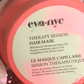 Photo of Eva NYC Therapy Session Hair Mask uploaded by Tracey L.